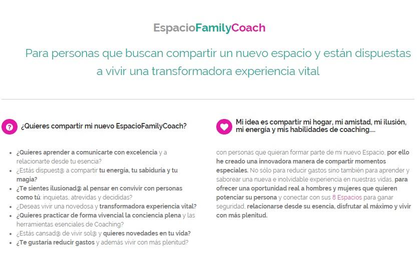 ESPACIO FAMILY