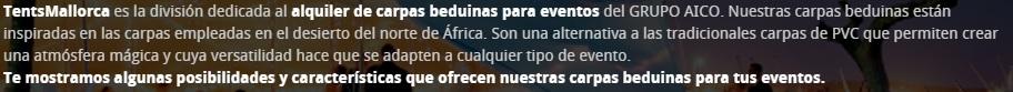info carpas