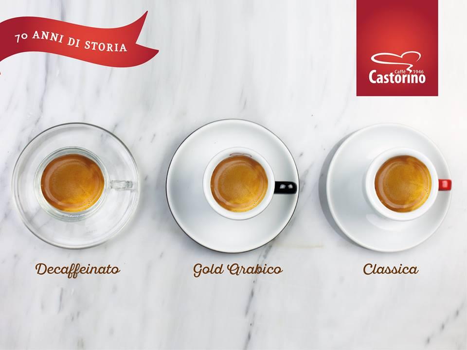 fotos de los tips de cafe castorino en españa
