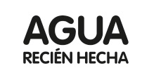 LOGO AGUA RECIEN HECHA