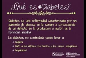 que es la diabetes